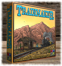 Trainmaker Dice Game - Kickstarted Games
