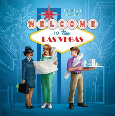 Welcome To: New Las Vegas - Kickstarted Games