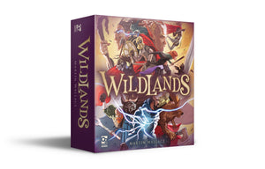 Wildlands Core Set w/ 20 Miniatures | Martin Wallace | 2-4 Players