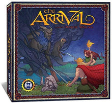 Load image into Gallery viewer, The Arrival | Martin Wallace | Cryptozoic Games - Kickstarted Games