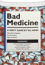 "Load image into Gallery viewer, Bad Medicine ""Big Pharma"" Theme Hilarious Party Game 