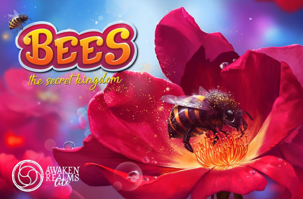 Bees: The Secret Kingdom | Van Ryder Games - Kickstarted Games