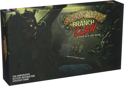 Spirit Island: Branch and Claw Expansion - Kickstarted Games