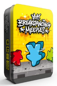 Breakdancing Meeples - Kickstarted Games