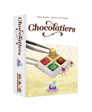 Chocolatiers Game | Daily Magic Games - Kickstarted Games