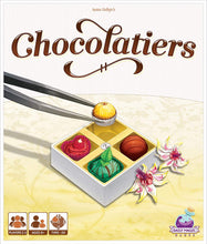 Load image into Gallery viewer, Chocolatiers Game | Daily Magic Games - Kickstarted Games