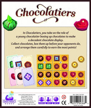 Load image into Gallery viewer, Chocolatiers Game - Kickstarted Games