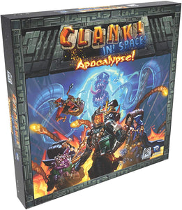 Clank In Space Apocalypse! Expansion - Kickstarted Games