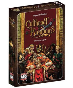 Cutthroat Kingdoms - Kickstarted Games