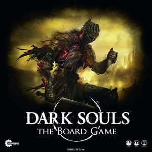 Dark Souls: The Board Game - Kickstarted Games