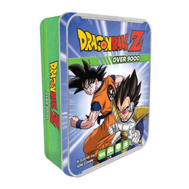 Dragonball Z Over 9000 Card Game Tin - Kickstarted Games