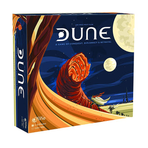 Dune Board Game | GaleForce Nine Games - Kickstarted Games