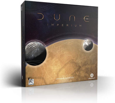 Dune Imperium Board Game - Kickstarted Games