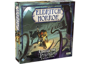 Fantasy Flight Games Eldritch Horror: Under the Pyramids Expansion - Kickstarted Games