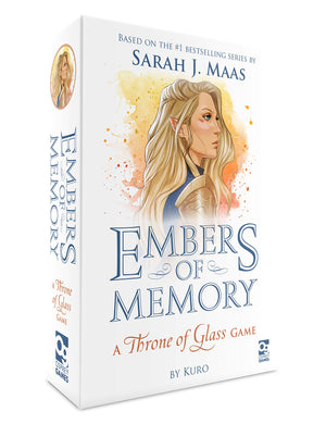 Embers of Memory: A Throne of Glass Game | Osprey Games - Kickstarted Games