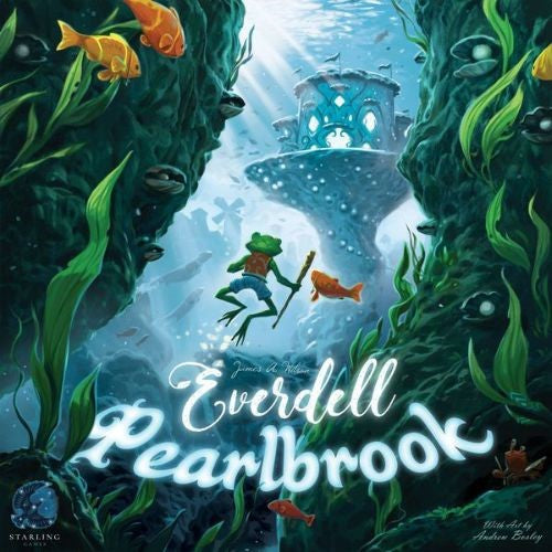 Everdell Pearlbrook Expansion | Hitpoint Sales (Pre-Order) - Kickstarted Games