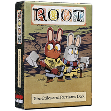 Load image into Gallery viewer, Root The Exiles and Partisans Deck - BLACK FRIDAY BLOWOUT - Kickstarted Games