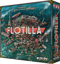 Load image into Gallery viewer, Flotilla Board Game | Wizkidz - Kickstarted Games