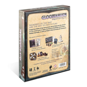 Gloomhaven: Forgotten Circles Expansion Set | Cephalofair Games - Kickstarted Games