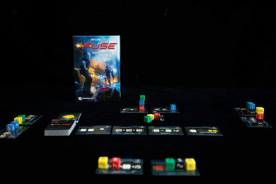 Fuse Dice Game | Renegade Game Studios - Kickstarted Games