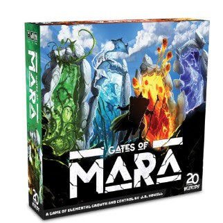 Gates of Mara Board Game - Kickstarted Games