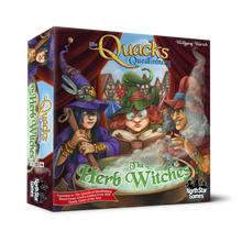 Load image into Gallery viewer, The Quacks of Quedlinburg: The Herb Witches Expansion - Kickstarted Games