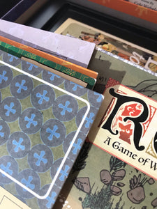 Root: A Game of Woodland Might and Right 1st Ed 1st Printing (USED, VERY GOOD ) | Leder Games - Kickstarted Games