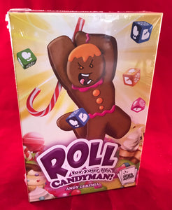 Roll For Your Life, Candyman! | Andy Geremia | Smirk & Dagger Games - Kickstarted Games
