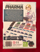 Load image into Gallery viewer, Pocket Pharma Card Game | Brett J Gilbert | Alley Cat Games - Kickstarted Games