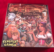 Load image into Gallery viewer, Red Dragon Inn 7: The Tavern Crew Stand-Alone + Expansion Set - Kickstarted Games