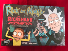 Load image into Gallery viewer, Rick and Morty Rickshank Rickdemption Deck Building Game - Kickstarted Games