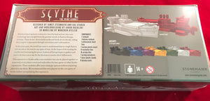 Scythe Airship Expansion: The Wind Gambit | Stonemaier Games - Kickstarted Games