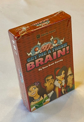 Get Me A Fresh Brain! | Baksha Games - Kickstarted Games