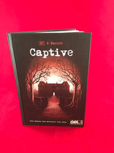 Load image into Gallery viewer, Captive - Pick Your Path Adventure Graphic Novel | Van Rider Games - Kickstarted Games