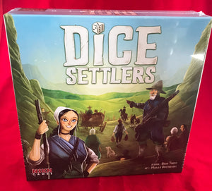 Dice Settlers by David Turczi | NSKN Games - Kickstarted Games