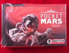 Load image into Gallery viewer, Pocket Mars Card Game | Grey Fox Games - Kickstarted Games