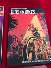 Load image into Gallery viewer, Kids on Bikes RPG Softcover Core Rule Book - Kickstarted Games
