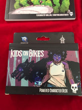 Load image into Gallery viewer, Kids On Bikes Rpg Powered Character Deck - Kickstarted Games