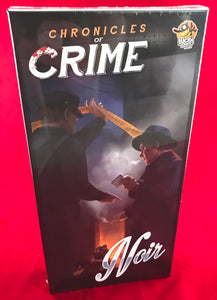 Chronicles of Crime: Noir Expansion | Lucky Duck Games - Kickstarted Games