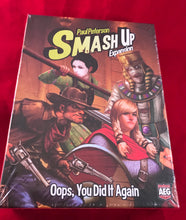 Load image into Gallery viewer, Paul Peterson's Smash Up! Oops You Did It Again Expansion - Kickstarted Games