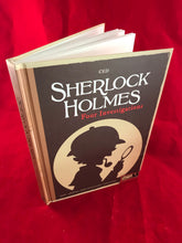 Load image into Gallery viewer, Sherlock Holmes - Pick Your Path Adventure Graphic Novel - Kickstarted Games