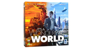 It's a Wonderful World Board Game - Kickstarted Games