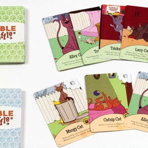 Kibble Scuffle Cat Theme Family Game | Wizkidz - Kickstarted Games