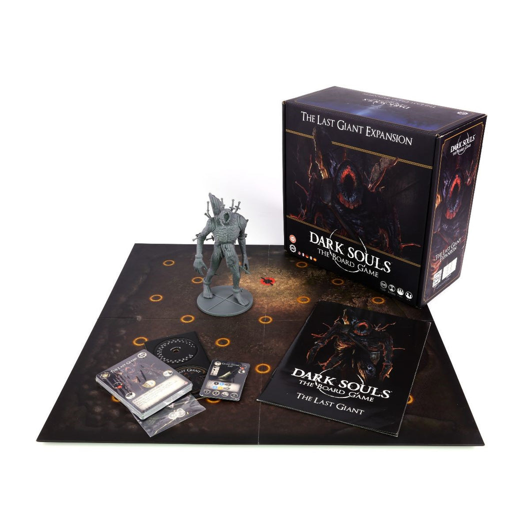 Dark Souls Board Game The Last Giant Expansion - BLACK FRIDAY BLOWOUT - Kickstarted Games