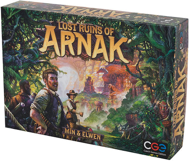 Lost Ruins of Arnak - Kickstarted Games