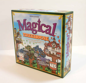 Magical Treehouse Board Game - Kickstarted Games