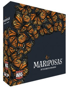 Mariposas Board Game - Kickstarted Games