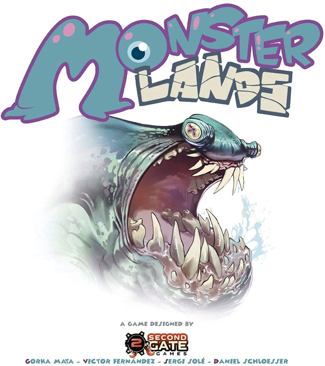 Monster Lands - Kickstarted Games