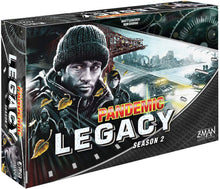 Load image into Gallery viewer, Pandemic: Legacy Season 2 - Black | Zman Games - Kickstarted Games