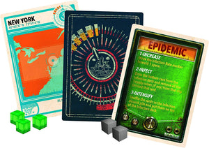 Pandemic: Legacy Season 2 - Black | Zman Games - Kickstarted Games